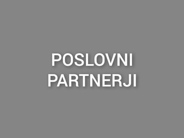 poslovni partnerji